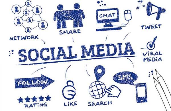Image result for نقش سیگنال های شبکه اجتماعی در سئو